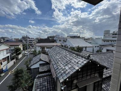 【展望】コーポハギハラ