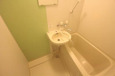 【浴室】福田ハウス