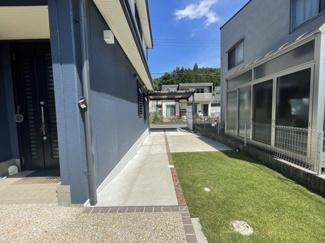 【庭】丹波篠山市細工所 中古戸建