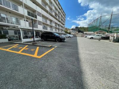 【駐車場】藤和舞子坂ハイタウン