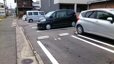 【駐車場】クロスロード三沢