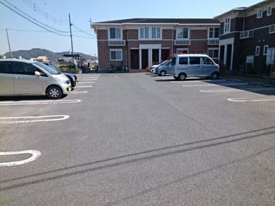 【駐車場】リアンフォール Ⅱ