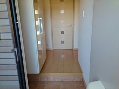 【玄関】リアンフォール Ⅱ