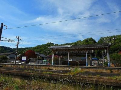 JR福塩線・戸手駅まで1000m