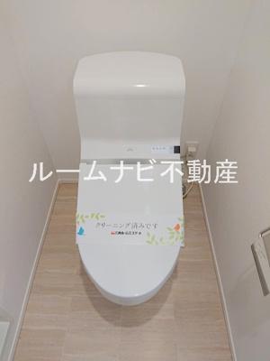 【トイレ】アトレ東池袋