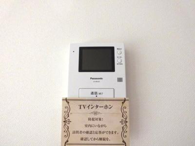 TVモニターフォン♪