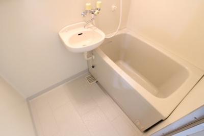 【浴室】マンション・キャロット