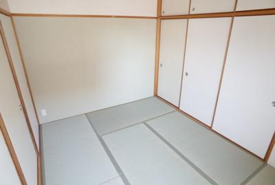【寝室】アーデンコート住吉川