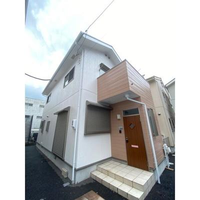 【外観】タウンハウス安井
