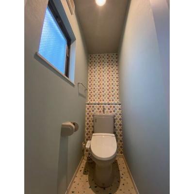 【トイレ】タウンハウス安井