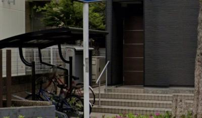【エントランス】フローラ堀ノ内