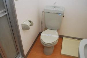 【トイレ】エステートモア高宮ペール
