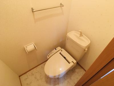 【トイレ】グレイス C棟
