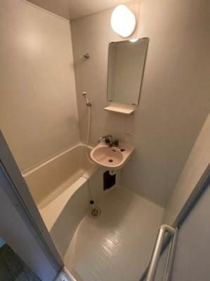 【浴室】サンハイツ学が丘