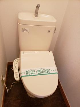 【トイレ】CURRENT