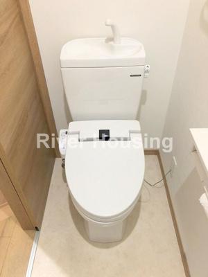 【トイレ】フェリオ鷺ノ宮