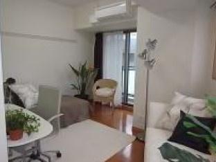 白を基調とした清潔感のある居間です^^