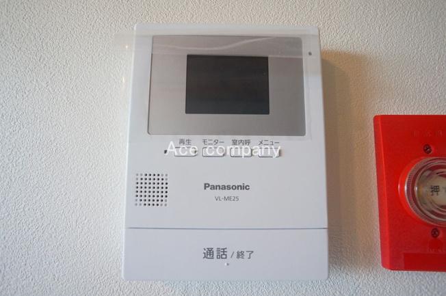 TVモニターホン新設☆