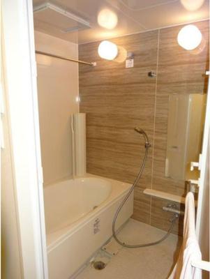 【浴室】ル・サンク中の橋タワーレジデンス