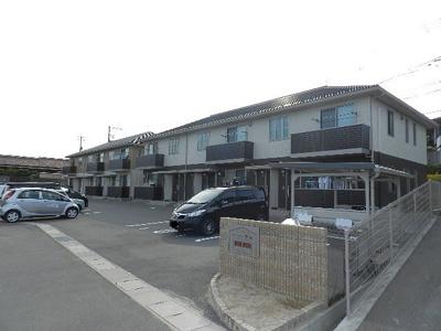 【外観】シャーメゾン赤坂 A棟