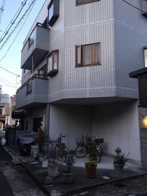 【外観】大阪市城東区の一棟マンション!