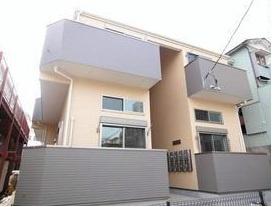 京急本線「花月総持寺駅」徒歩7分のアパートです。