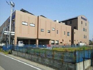 松山西病院様まで960m