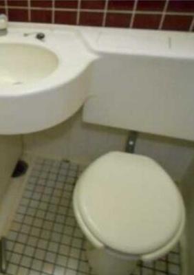 【トイレ】スカイコート世田谷 敷金0礼金0 浴室乾燥機 分譲タイプ