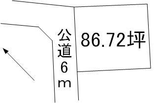 【土地図】堀町土地