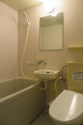 【浴室】ガラ・シティ白金台