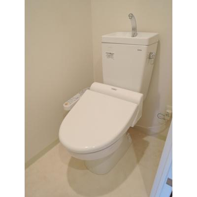 【トイレ】プレール・ドゥーク東陽町