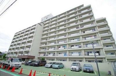 【外観】日商岩井方南町マンション