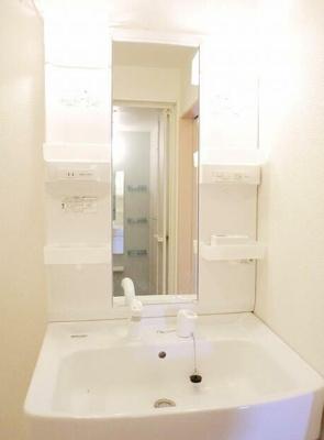 【洗面所】プリムラ