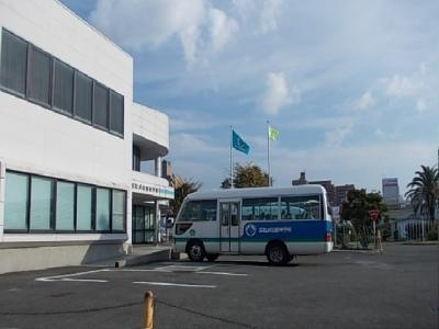 愛媛自動車学校まで200m