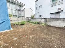 文京区千駄木1丁目 建築条件付き土地の画像