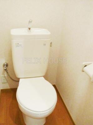 【トイレ】K'sハイム
