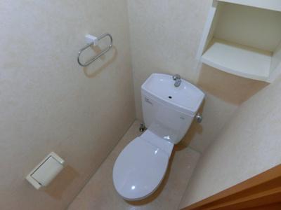【トイレ】ヴァーグ参番館