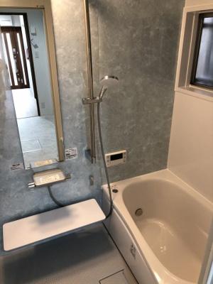 【浴室】別府3丁目米丸様貸家