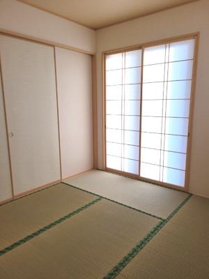 【和室】野田市中野台 新築戸建