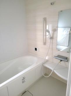 【浴室】野田市中野台 新築戸建