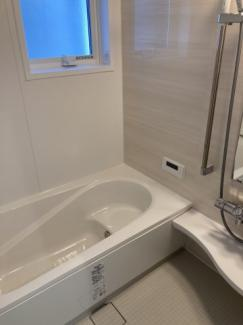 【浴室】メルディア南区曲本1丁目 新築戸建