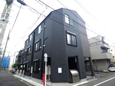 京浜急行線「糀谷」駅より徒歩10分の築浅アパートです