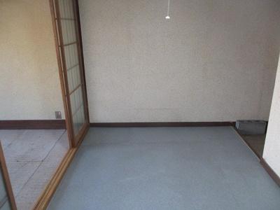 【居間・リビング】メゾン天下茶屋