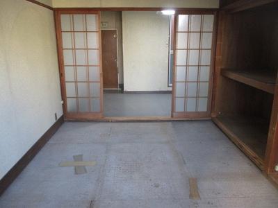 【内装】メゾン天下茶屋