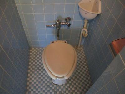 【トイレ】メゾン天下茶屋