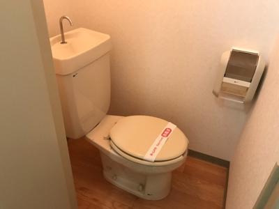 【トイレ】シティリバー