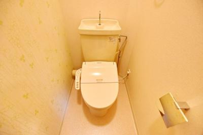 【トイレ】クレスト・マンション