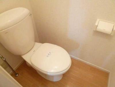 【トイレ】SOLEIL DAIZAWA 2人入居可 お子様可 独立洗面台 南向き