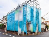 練馬区大泉学園町8丁目 新築戸建ての画像