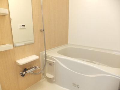【浴室】フラワーガーデン
